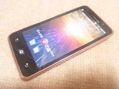 即落/即発!!超美品 L-01D Optimus レッド LTE Xi