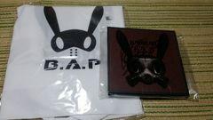 BAP/直筆サイン入りBADMAN韓国盤CD