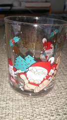 クリスマスグラス