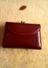アルベロ 二つ折財布 カナ口タイプ 新品未使用 ボルドー
