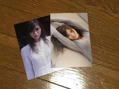 乃木坂46 白石麻衣 パスポート ポストカード 2種類