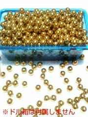 【即決】ゴールドパチンコ玉1000個(金色)  家パチをゴージャスに