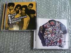 TOKIO【BEST EP SELECTION OF TOKIO �U&�T】ベスト2枚set