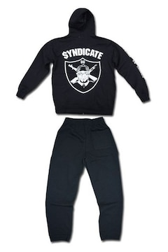 Syndicate★セットアップ★L★新品