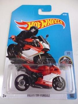 ホットウィール DUCATI 1199 PANIGALE ドゥカティ パニガーレ バイク