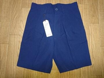 新品!BeBe パンツ 120 紺 フォーマル