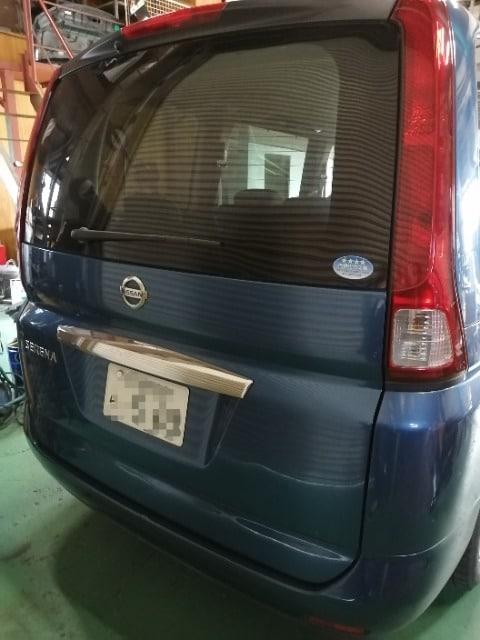 日産 セレナ C25 抹消渡し リサイクル料込 < 自動車/バイク