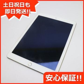 ●美品●docomo iPad Air 2 Cellular 32GB ゴールド●