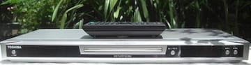 東芝/SD-280J,,DVDプレーヤ/リモコン付中古完動/7.25
