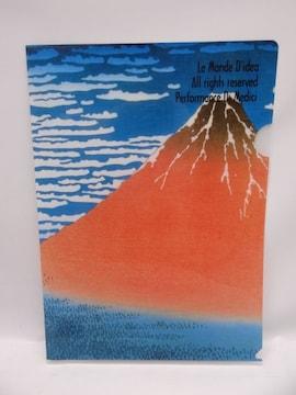 日本名画 A4クリアファイル 3枚セット