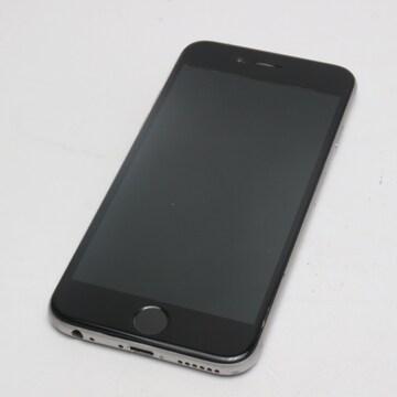 ●良品中古●SIMフリー iPhone6 64GB スペースグレイ●