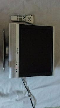 送無 SHARPアナログ液晶テレビAQUOS LC-15S4 2004年製
