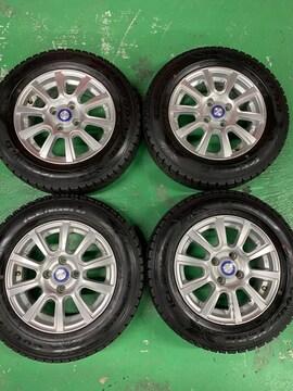 1082747激安国産グッドイヤ-スタッドレスタイヤアルミホイ-ルセット175/70R14送料無料