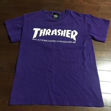 【セール】レアカラーSサイズthrasherスラッシャーTシャツ