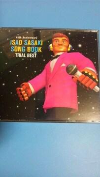 佐々木功 ISAO SASAKI SONG BOOK TRIAL BEST