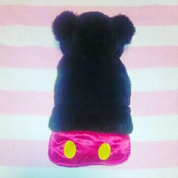 新品 5400円  ミッキー  ジャケット コート ディズニー 着ぐるみ