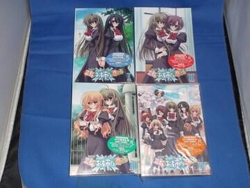 新品DVD「乙女はお姉さま[ボク]に恋してる」限定版全4巻セット