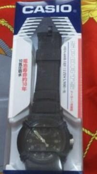 CASIOHDA-600B10年電池シンプルなアナログ腕時計男女兼用