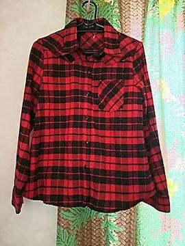 DOSCH☆未使用☆チェックシャツ☆