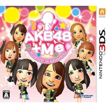 3DS》AKB48+Me [174000186]