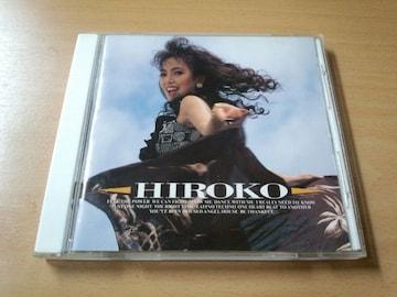 HIROKO CD「HIROKO」ヒロコ湊広子 廃盤●