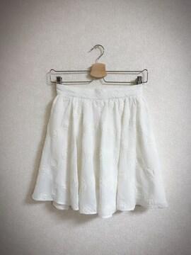 ページボーイ!総刺繍スカート