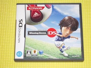 DS★ワールドサッカー ウイニングイレブンDS