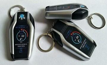 リモコンキー型 ターボライター スマートキー型 BMW等に−3