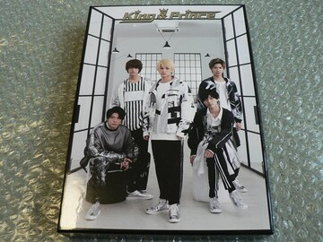 アルバム『King & Prince』初回盤A【CD+Blu-ray+写真集】他出品