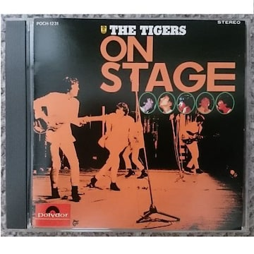 KF  ザ・タイガース  THE TIGERS ON STAGE