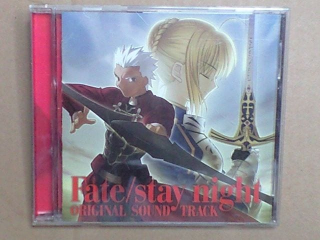 Fate/stay night ORIGINAL SOUNDTRACK  < CD/DVD/ビデオの