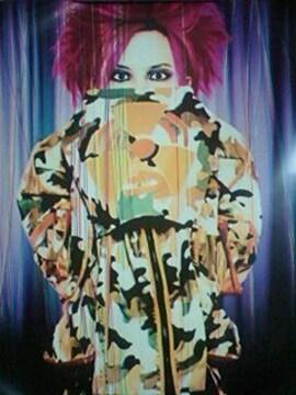 X JAPAN hide ポスター PSYENCE ヒデ