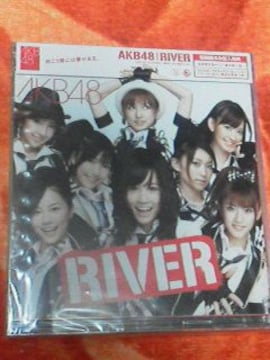 AKB48 RIVER 初回盤 前田敦子 大島優子 板野友美 高橋みなみ