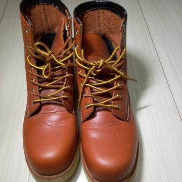 本革のブーツサイズ27