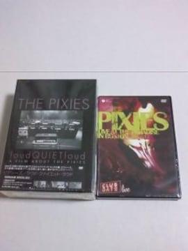<送無>ピクシーズPixies国内盤DVD×2[10080円]初限BOX/Tシャツ他