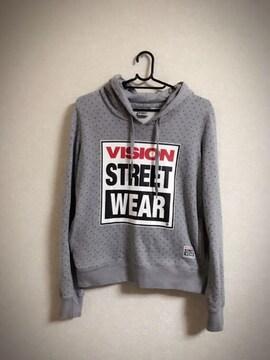 VISION STREET WEAR☆パーカー