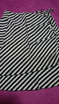 美品 CLATHAS  クレイサス ストライプ スカート 38