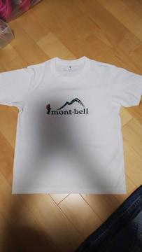 シンプルmont-bel【Tシャツ】S