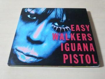 EASY WALKERS CD「イグアナ★ピストル」イージー・ウォーカーズ