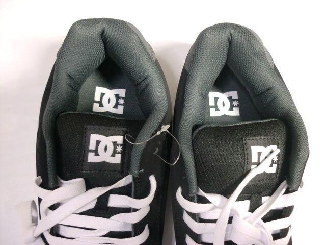 アメリカ企画 DC SHOE スケートシューズ 28センチ < 男性ファッションの