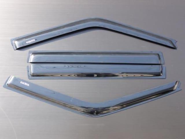 ボルボ ドアバイザー 940/960/740/S90/V90 < 自動車/バイク