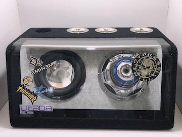 B402★ SESSION RS-228 SUPER NATURAL SOUND ウーハー 現状品