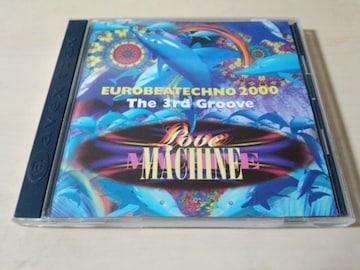 ラヴマシーンCD「超盛り上がりテクノ3! EUROBEATECHNO 2000」●