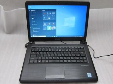 EPSON Endeavor NY2500S Core i5-6200U/4G/500G/14型液晶/Win10