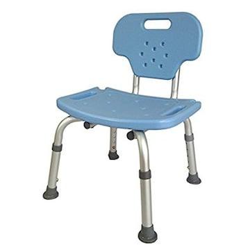 介護用 シャワーチェア (ブルー)
