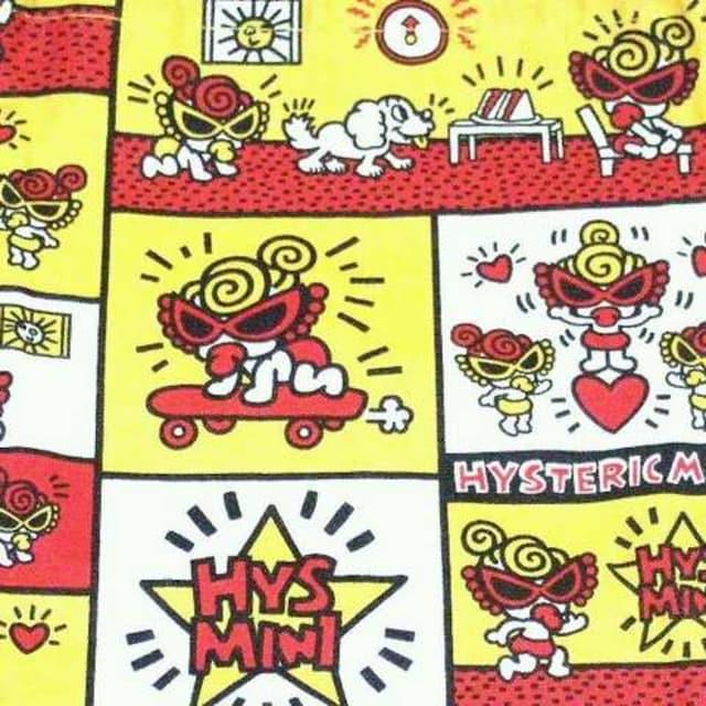 ☆HYSTERIC MINI☆ヒステリックミニ☆ヒスミニ☆巾着袋☆ポーチ☆ < ブランドの