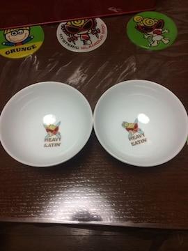 ヒス子供茶碗2個セット