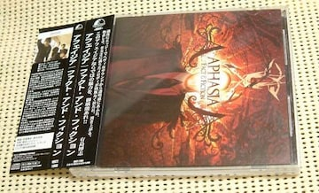 アフェイジア APHASIA/FACT&FICTION 日本盤帯*即