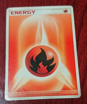 ポケモンカード 基本ほのおエネルギー2006 エネルギー