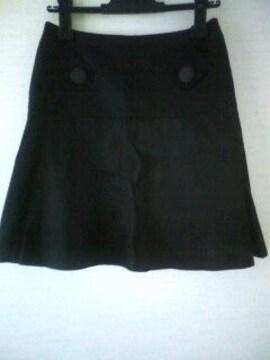 クレージュ�A�@☆新品☆黒スカート
